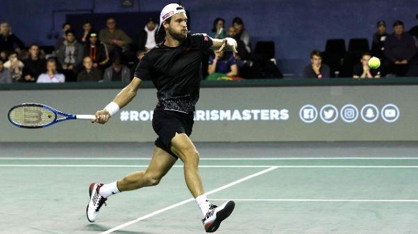 Tennis, nasce Academy Sangermano Bologna