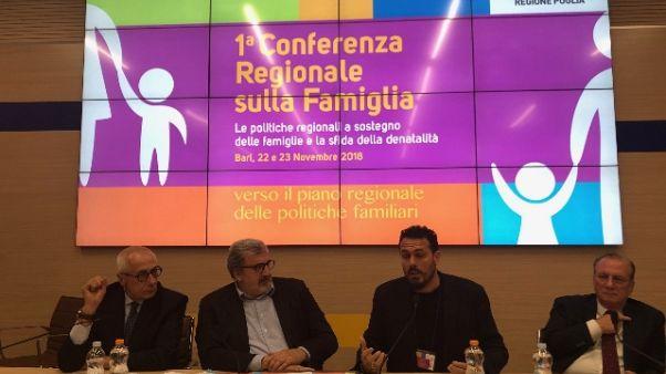Famiglia:Emiliano,a Bari conferenza pace
