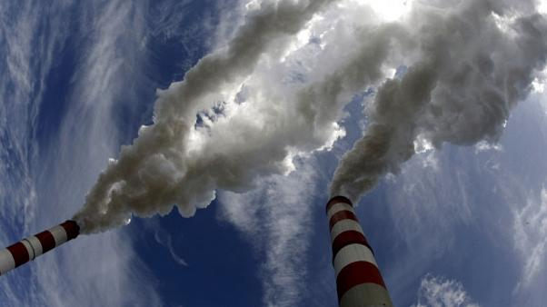 Global carbon dioxide levels hit a new record in 2017, U.N. says