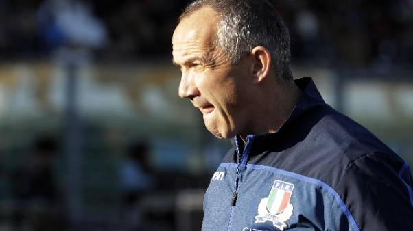 Rugby: O'Shea conferma XV anti-Australia