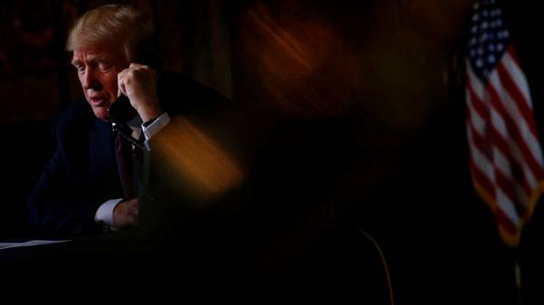 Trump says U.S. in 'very strong' negotiations in Afghanistan
