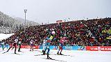 Giochi '26: Kompatscher, qui il biathlon