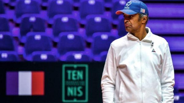 Coupe Davis: week-end de ders pour un doublé