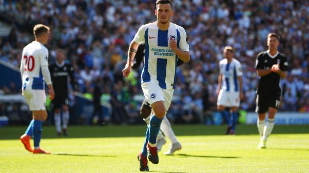 Fit-again midfield duo give Brighton boost for Leicester clash