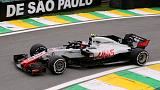Haas protest Force India cars at Abu Dhabi season-ender
