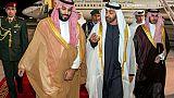 Le prince héritier saoudien entame aux Emirats une tournée à l'étranger