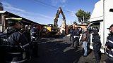 Casamonica:tentano forzare area,bloccati