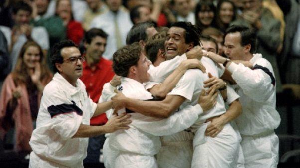 La Coupe Davis et les Bleus, un siècle de passion