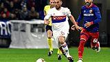 Transfert: Ferri prêté par Lyon à Nîmes