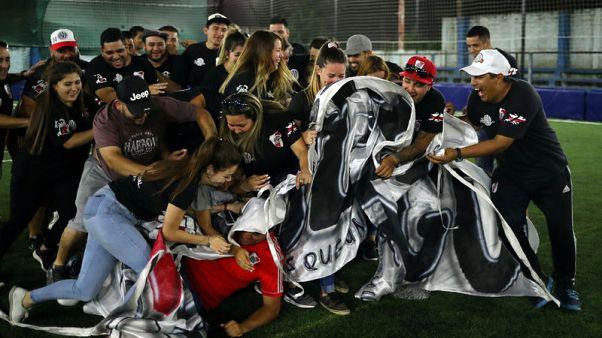 At Boca-River Superclasico, fans take centre stage