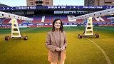 Tiny Eibar fly flag for gender equality in La Liga