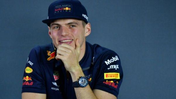 F1: Verstappen ne regrette pas d'avoir poussé Ocon au Brésil