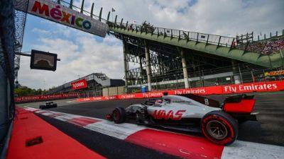 F1: Haas a porté réclamation contre Force India