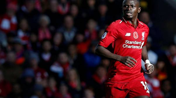 Soccer: Mane extends Liverpool contract