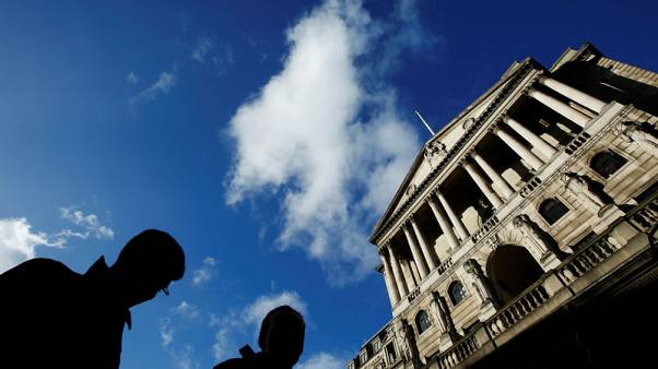 Bank of England's Saunders sees higher rates if Brexit goes smoothly