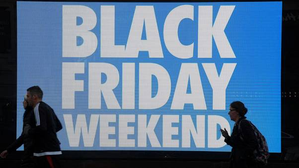 After grim year, UK retailers hope for Black Friday tonic