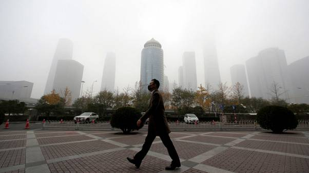 China steps up prosecutions for pollution offences - authority