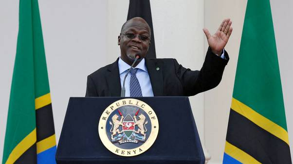 In Tanzania, a bulldozer president tests donors