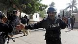 Separatist rebels storm China's consulate in Pakistan, two police killed