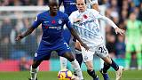 Kante signs new five-year deal with Chelsea