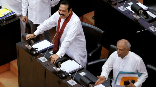 Opponents of new Sri Lanka PM take control of key committee
