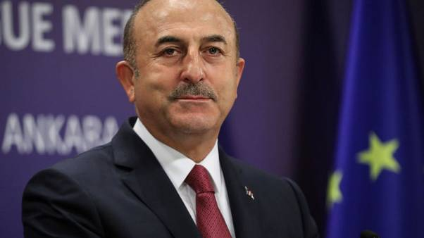 Turkey's foreign minister says EU comments on rule of law 'out of line'