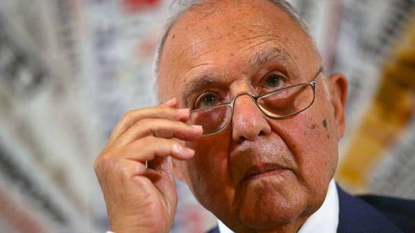Italy EU affairs minister Savona denies report he may quit