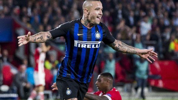 Nainggolan, l'Inter è il posto giusto