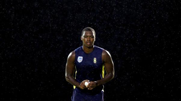 South Africa's Ngidi to miss Pakistan series with knee injury