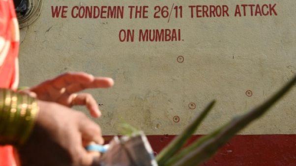 Dix ans après, le douloureux souvenir des attentats de Bombay