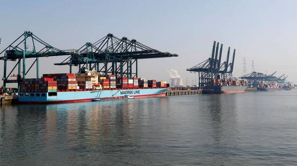 EU finds no aid given to container terminals by Antwerp port