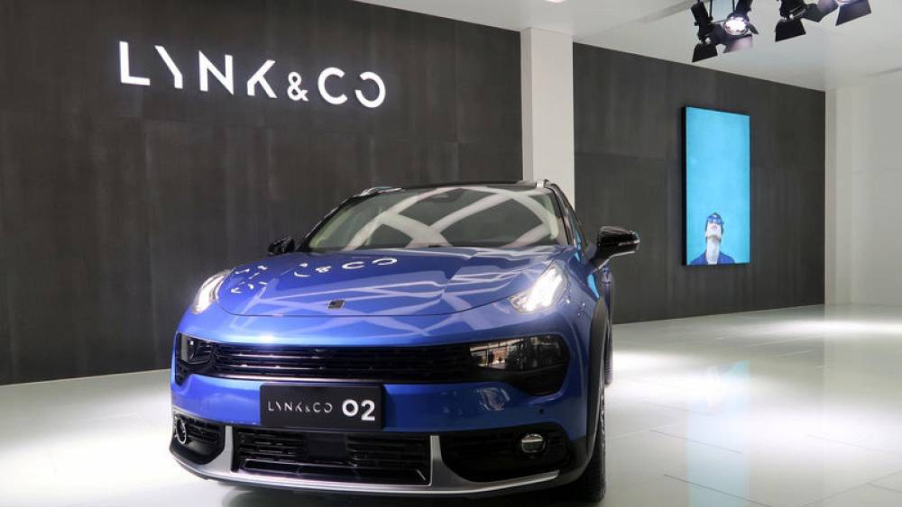 volvo cars delays plans to build lynk co vehicles in belgium euronews volvo cars delays plans to build lynk co vehicles in belgium euronews