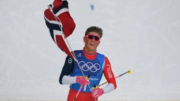 Ski de fond: Klaebo, la nouvelle terreur norvégienne