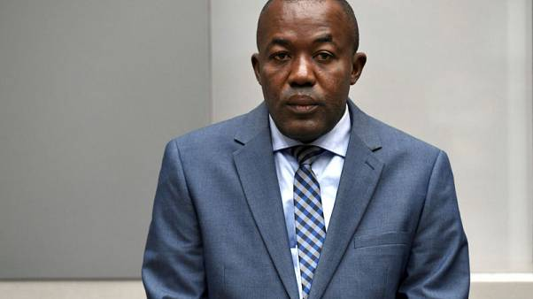 CAR war crimes suspect Yekatom protests transfer to Hague