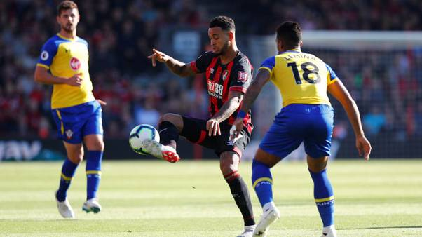 Bournemouth's King faces fitness test ahead of Arsenal game