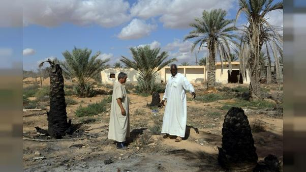 Le douloureux retour des Libyens de Taouarga après sept ans d'exil