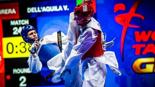 Taekwondo: bronzo per Dell'Aquila