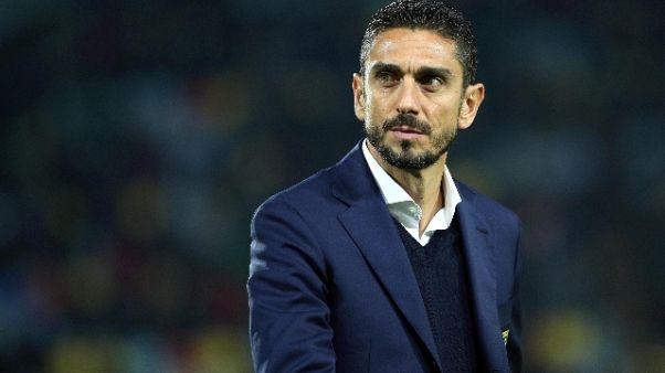 Calcio: Frosinone, Longo sogna l'impresa
