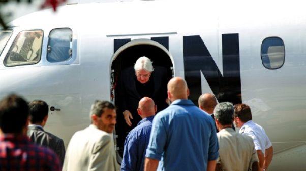 """Yémen: Griffiths évoque un possible """"rôle majeur"""" de l'ONU au port de Hodeida"""