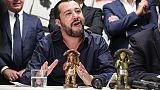 """Salvini a M5S, Italia ha bisogno di """"si"""""""