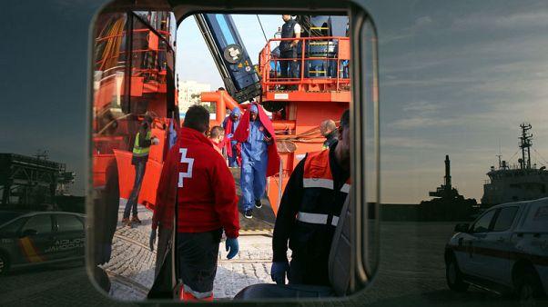 Migrants dying at sea off Spain triple toll of last year: U.N.