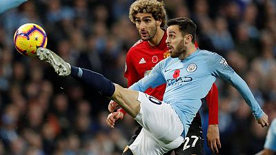 Man City's Silva out of West Ham clash through injury