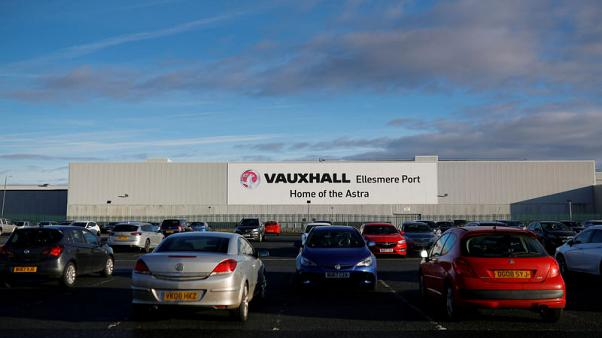 Peugeot's UK Vauxhall to cut more jobs at Ellesmere Port car plant