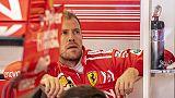 F1: Vettel, oggi non abbastanza veloci