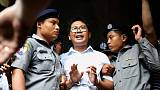 Myanmar journalists, lawyers raise concerns over jailing of Reuters reporters