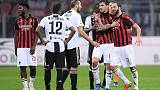 AC Milan's Higuain loses appeal against two-match ban