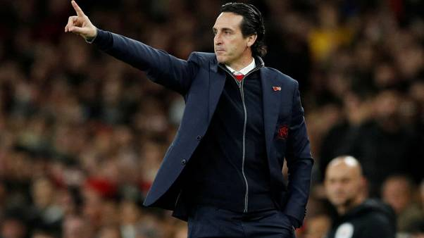 Emery says top-four finish is Arsenal's main priority
