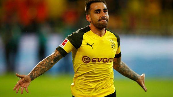 Dortmund to make Alcacer loan permanent in 23 million euro deal