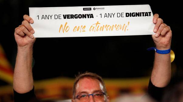 Be 'brave' to end deadlock, jailed Catalan leader urges Spanish PM
