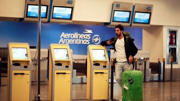 قبل أيام من قمة العشرين.. شركة الطيران الأرجنتينية تلغي رحلاتها بسبب إضراب